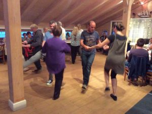 Ceilidh Night in The Boat House, June 2017
