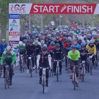 Etape Events Loch Ness Event