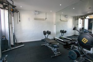 Free access to the gym with WiFi included