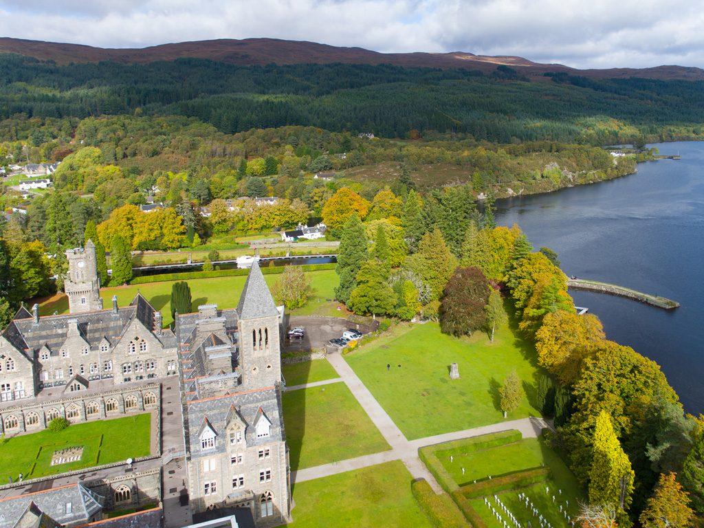 Highland Club Scotland and Loch Ness