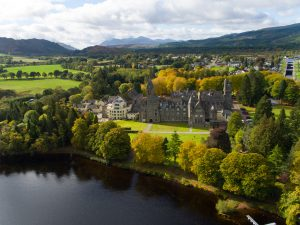 The Highland Club, Loch Ness and Fort Augustus
