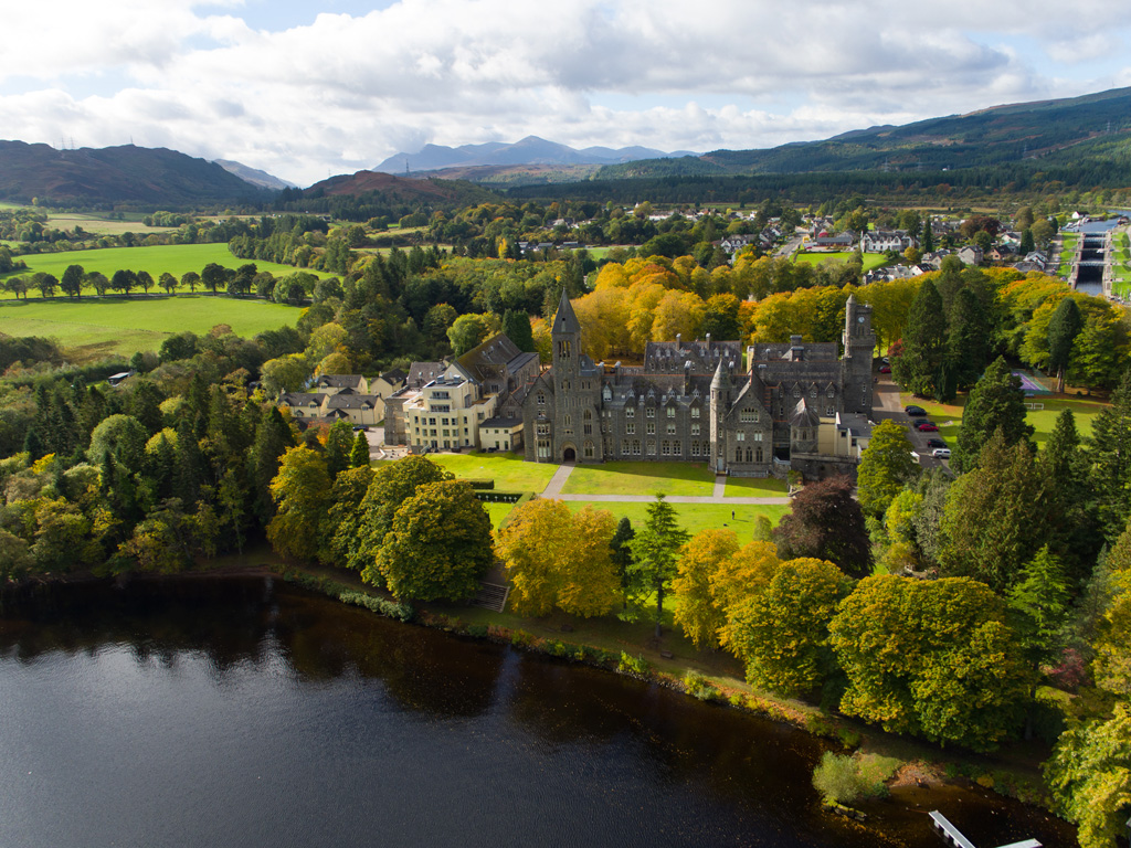 Highland Club Scotland, Loch Ness and Fort Augustus