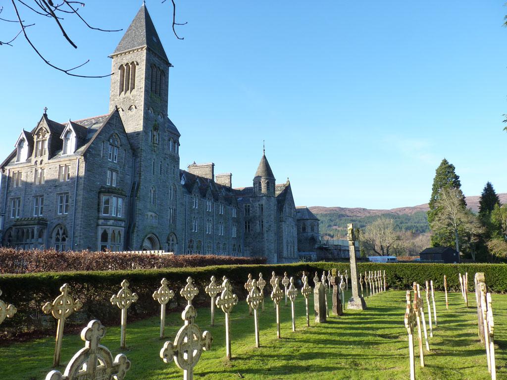 The Monks' Graveyard