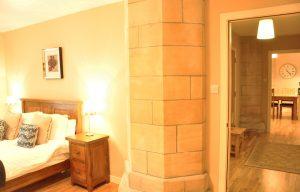 Abbey Garden master bedroom