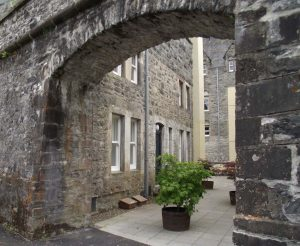 Brothers Wing 5 Old Armoury courtyard