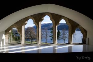 View of Loch Ness from Boys Dormitory