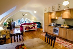 Boys Dormitory luxurious furnishings