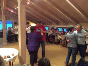 Ceilidh Night at the Boat House Restaurant