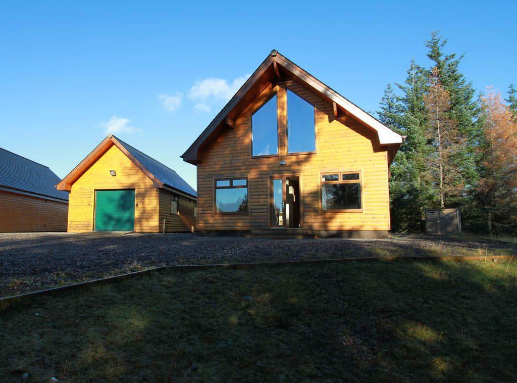 Glengarry Cabin, near Tomdoun