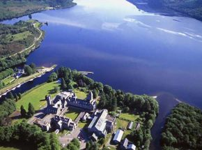 The Highland Club, Loch Ness, Scotland