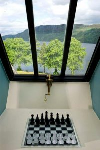 Loch Ness View has a Loch Ness view!