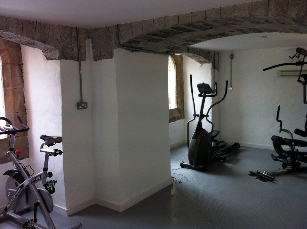 The Fitness Studio