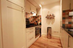Majors Apartment kitchen