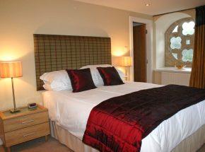 The Ross, master bedroom