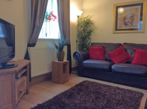 Highland Retreat, tastefully decorated and with free WiFi