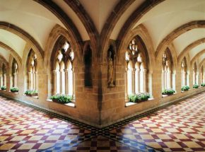 The Cloisters in The Highland Club