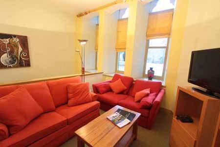 Laphroaig living area