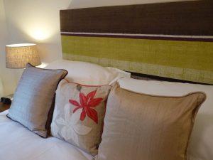Master bedroom for a comfy nights sleep