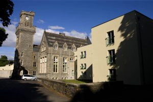 The Raven Wing, once the Science Block in the days of the Abbey