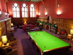 Club Lounge at The Highland Club