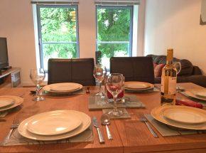 Raven Wing 8, Loch Sermon's Nest, Open Plan Living Area