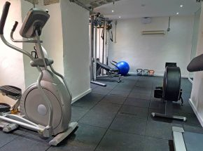 The Highland Club Fitness studio