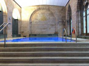 Abbey Church swimming pool
