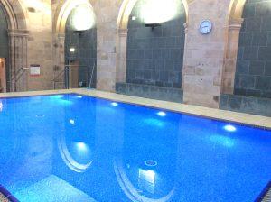Highland Club Scotland Loch Ness swimming pool