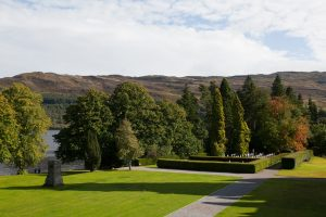 Loch Ness holiday home with Loch view