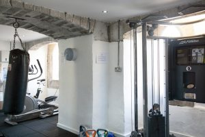 Free access to the fitness suite