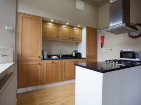 Loch Ness holiday home - well equipped kitchen