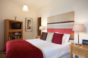 Glendoe in Loch Ness master bedroom bedroom