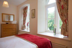 Glendoe in Loch Ness master bedroom
