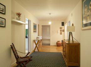 Nevis Loch Ness holiday home, hallway