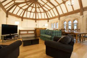 The Chapter House at The Highland Club Loch Ness