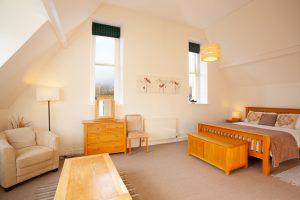 Gruinyards master bedroom