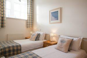 Glenview twin bedroom