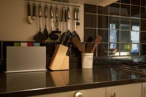 Club Cottage kitchen