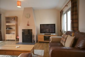 Club Cottage log burner for those cosy winter evenings