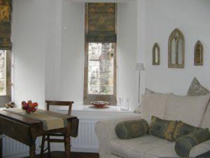 Scriptorium Retreat living area