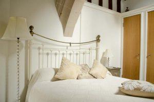 Scriptorium Retreat bedroom