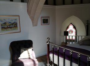 Scriptorium Garden bedroom