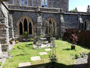 Scriptorium Garden