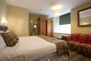 Livingstone second bedroom