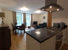 Alt na Criche living living room and kitchen