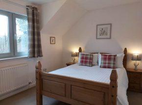 Strathglass Cottage second bedroom