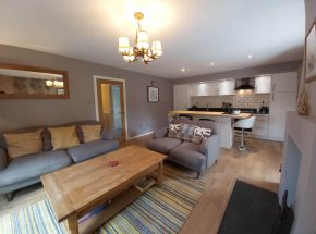 Strathglass Cottage is perfect for cosy nights in